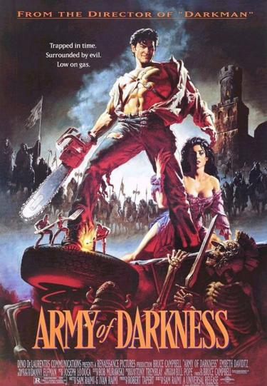 Army of Darkness, in 1991,
