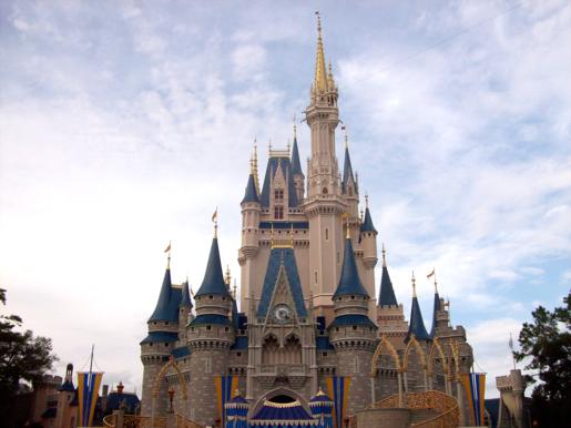 Is Cinderella S Castle At Disney World Designed To Be Able To Be