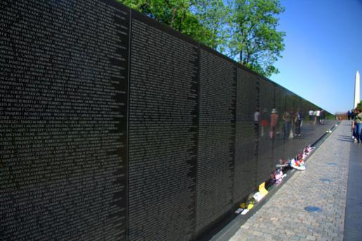 Was the Vietnam Veterans Memorial Originally Designed as a School