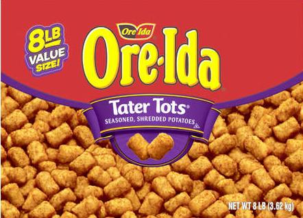 Tater Tots Invented As a Way to Deal