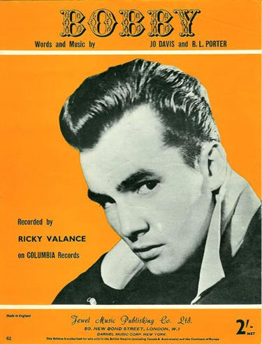 Ricky Valance rickyvalance2jpg