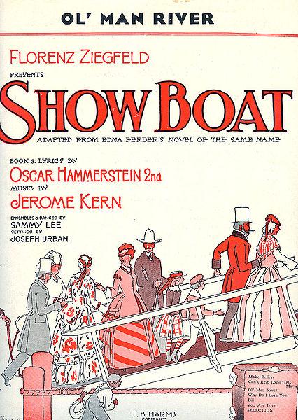 Did Paul Robeson Originate The Role Of Joe In Show Boat