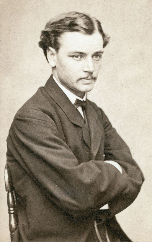Robert Todd Lincoln in 1865.