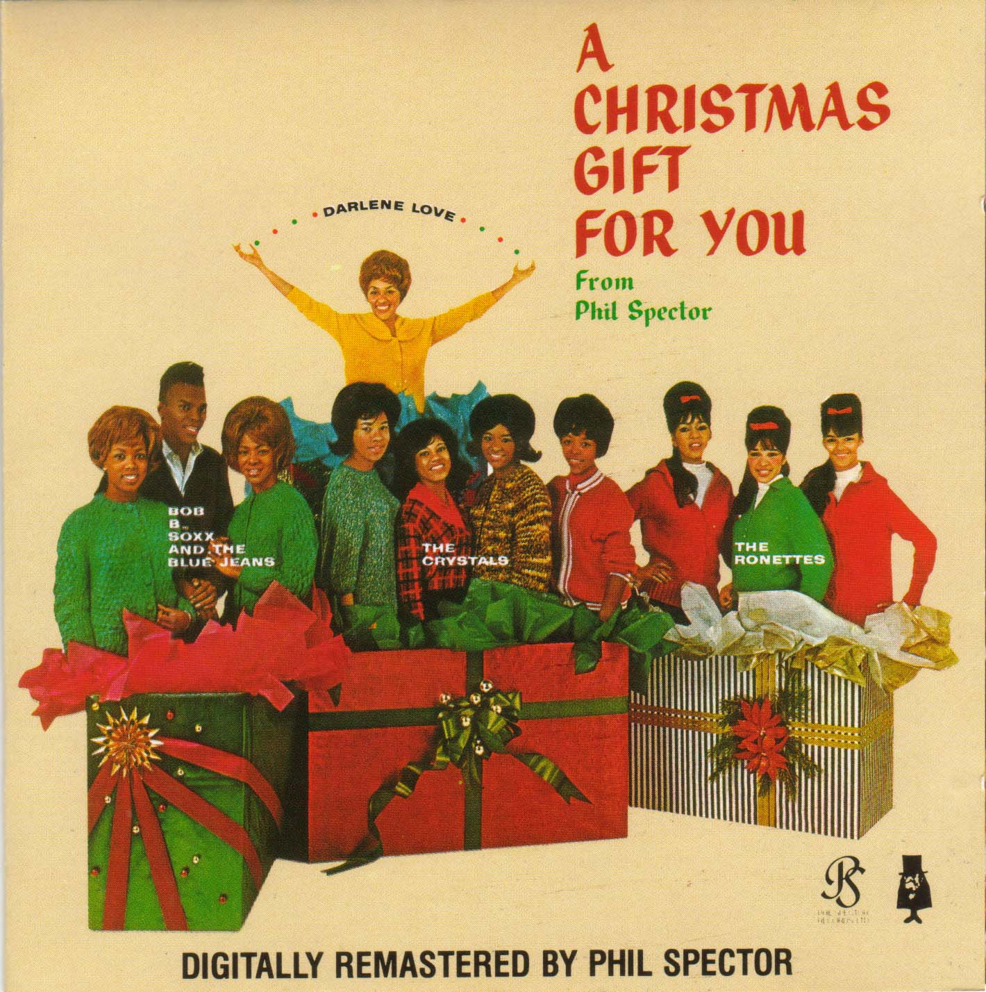 """Did Phil Spector Do a Non-Christmas Version of """"Christmas (Baby ..."""