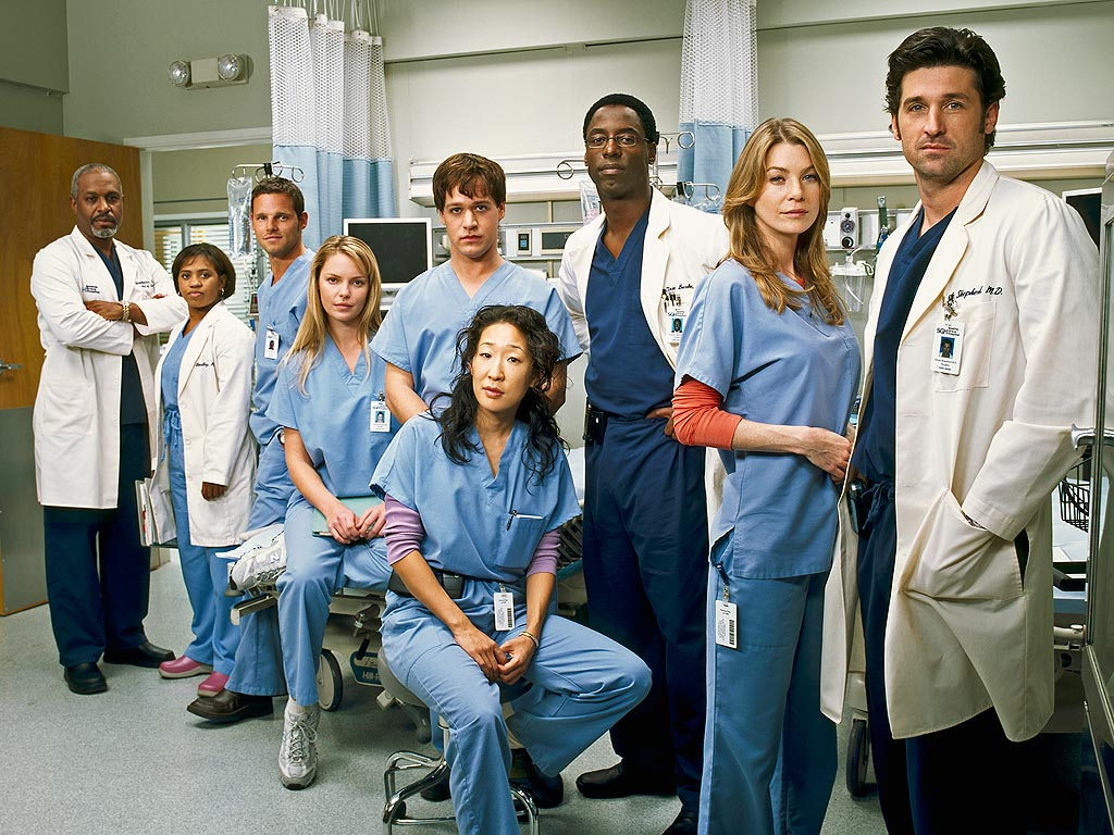 Which Original Cast Member of Grey\'s Anatomy Was Added to the Show\'s ...