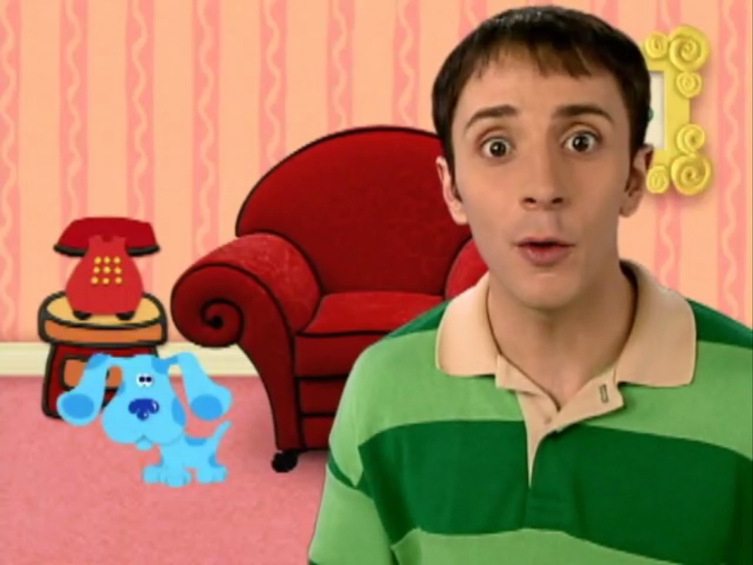 theories on blue s clues With blue's clues, nickelodeon launched what became tv's first generation   for collectors and the continued stories about rugrats theories.