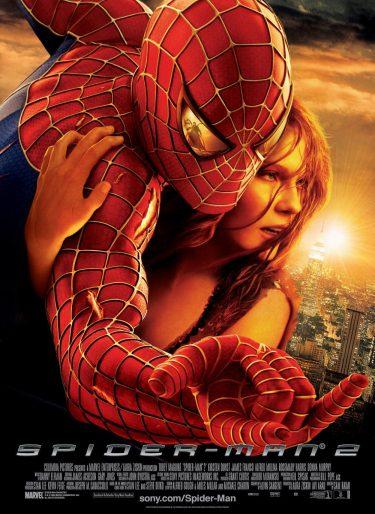 spider-man2movieposter