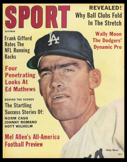 Did Former Dodger Star Wally Moon Coin The Term Flake To