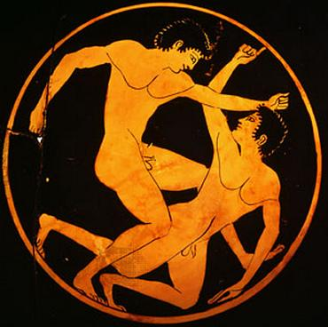 Were Athletes in the Ancient Olympics Really Amateurs?