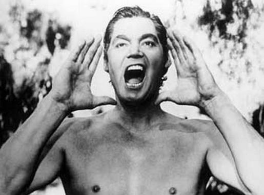 Johnny Weissmuller, Jr. When Johnny Weissmuller died