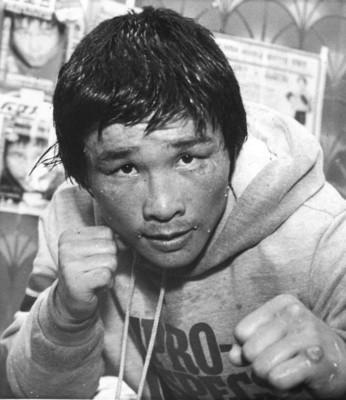Duk Koo Kim boxer